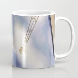 Greta Clouds Coffee Mug