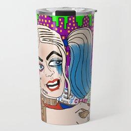 Harley Wuz Here Travel Mug