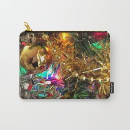 The Colors Of Christmas Carry-All Pouch
