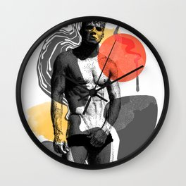 NEWdDOOD - A NOODDOOD Remix - 1  Wall Clock