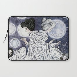 Duality Discovered Laptop Sleeve