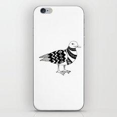 Stylish seagull iPhone & iPod Skin