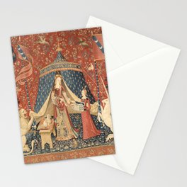 The Lady And The Unicorn Stationery Cards