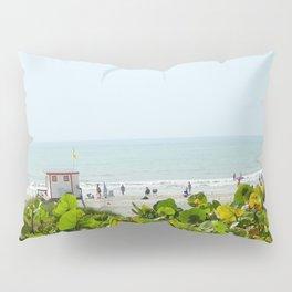 Jetty Park Beach Pillow Sham