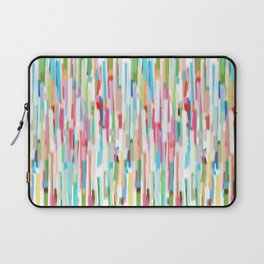 vertical brush strokes  Laptop Sleeve