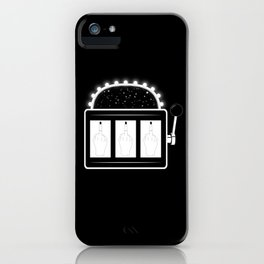 Congratulations, you won! iPhone Case