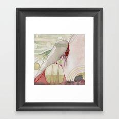 Intuit Framed Art Print