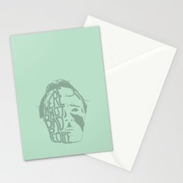 We're Not Bad People. -Shame Stationery Cards