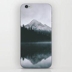 Mount Hood X iPhone & iPod Skin