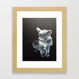 Timi Framed Art Print