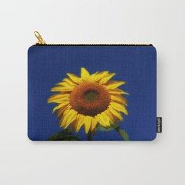 Sunflower Sunshine Carry-All Pouch