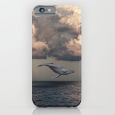 Whale in the sky Slim Case iPhone 6s