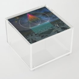 Drink the Sea Acrylic Box