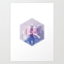 Direction Art Print