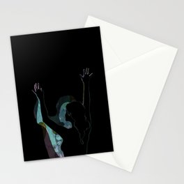 Dancing With Shadows #3 Stationery Cards