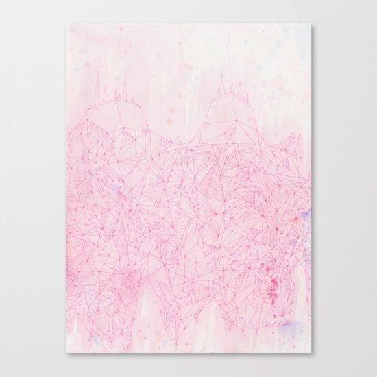Raft006 Canvas Print