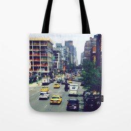New York City Vibes Tote Bag