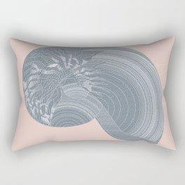 """Gastropoda"" Rectangular Pillow"