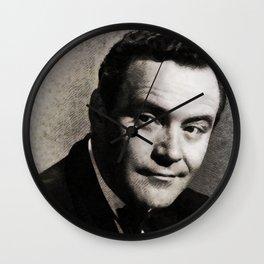 Jack Lemmon, Hollywood Legend Wall Clock