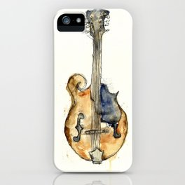 The Mandolin iPhone Case