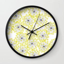 Fennel Wall Clock