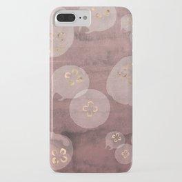 Blush Jellies iPhone Case