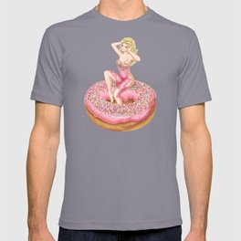 Donut Girl T-shirt