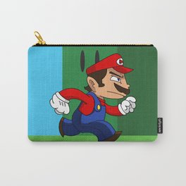 The Legendary Plumber Carry-All Pouch