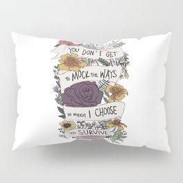 survive Pillow Sham