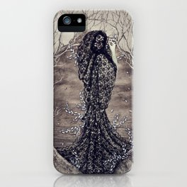 Refuge iPhone Case
