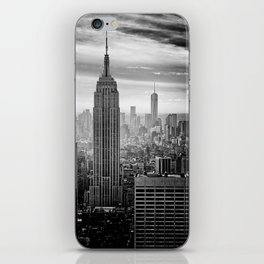 Empire State Building, New York City iPhone Skin