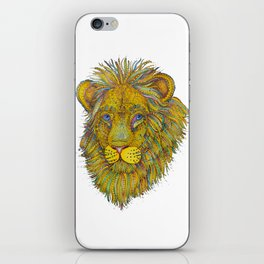 Dandy Lion iPhone Skin