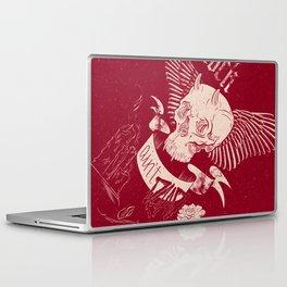 Rock 'n' Roll RED Laptop & iPad Skin