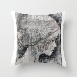 12/Jackson Throw Pillow