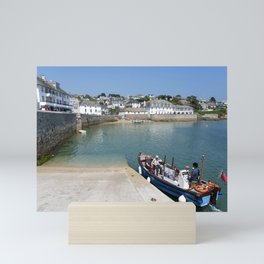 St Mawes Slipway Mini Art Print