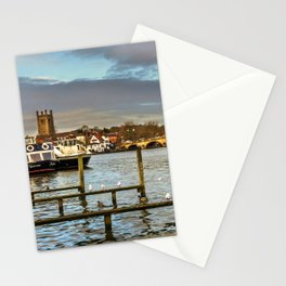 Henley on Thames Riverside Stationery Cards