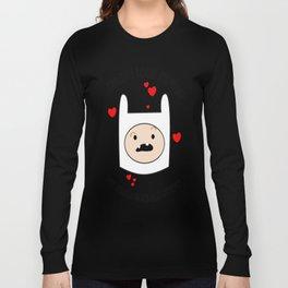Stupid Brain Long Sleeve T-shirt
