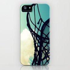 Basketball Hoop Slim Case iPhone (5, 5s)