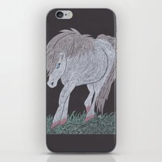 Mystic Pony iPhone & iPod Skin