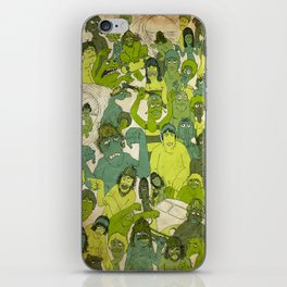 Party Hardy iPhone Skin