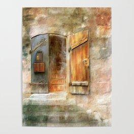The Front Door Poster