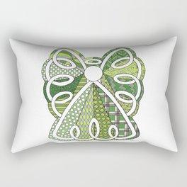 Lace Angel Rectangular Pillow