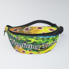 Trout Head Fanny Pack
