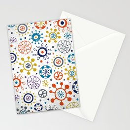 Doodle Organic Stationery Cards