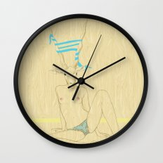 You Can Goat Your Own Way Wall Clock