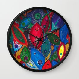 Tribute to the Decedents of the Goddex Kunta Wall Clock