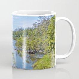 Beautiful tranquil river in the tropics Coffee Mug