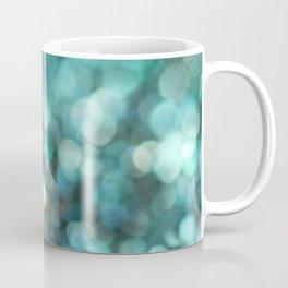 MERMAID GLITTER EMERALD Coffee Mug