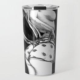 asc 936 - Le vague à l'âme (As restless as a wave) Travel Mug
