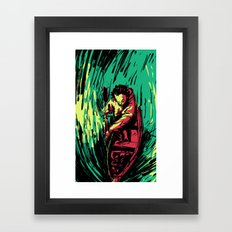 Boatbro Framed Art Print